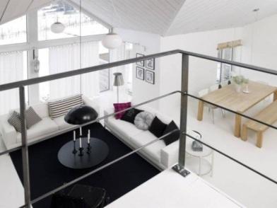 датский дизайн интерьера в доме