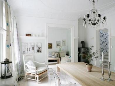 датский дизайн интерьера гостиной