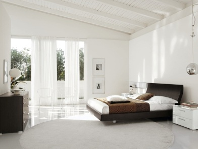датский дизайн интерьера с балконом