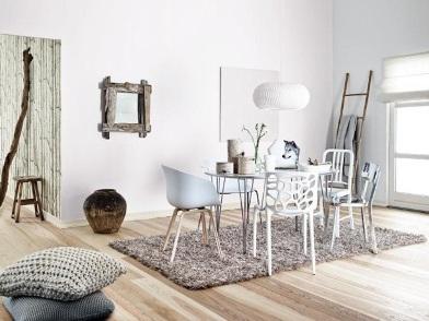 датский дизайн интерьера столовой