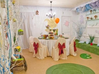 Дизайна интерьера детского центра комната для праздника