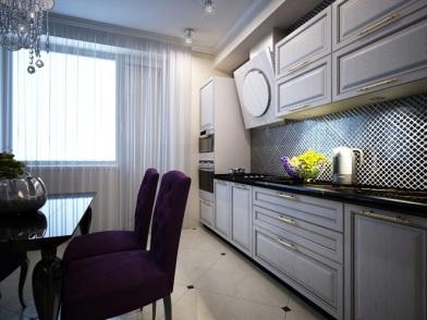 Дизайн интерьера в стиле ар деко в светлом стиле
