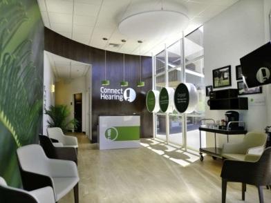 современный дизайн интерьера медицинского центра