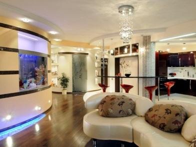 Дизайн интерьера квартиры в новостройке вип класса