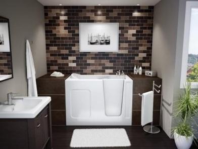 Дизайн интерьера в брежневке в ванной