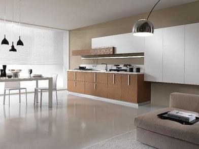 Минималистический дизайн интерьера в квартире