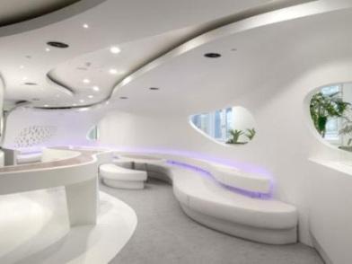 дизайн интерьеров офисных помещений в новом стиле