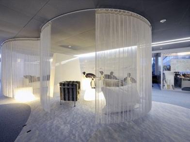 современный дизайн интерьеров офисных помещений
