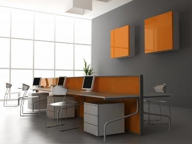 практичный дизайн интерьеров офисных помещений